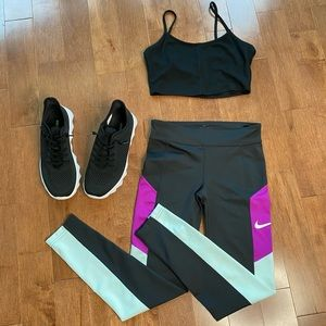 Nike Trophy Girls training Tights leggings